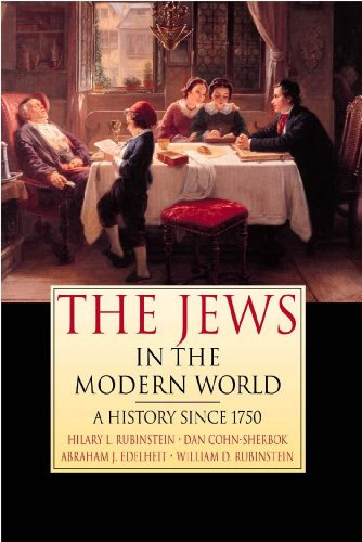 9780340691625: The Jews in the Modern World: A History since 1750