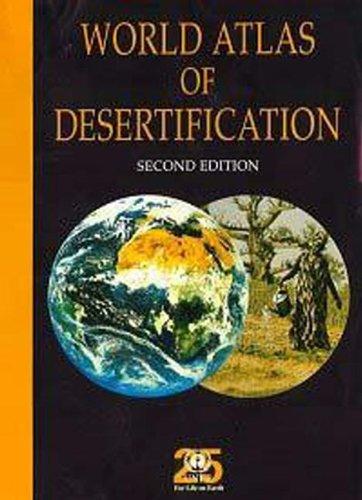 World Atlas of Desertification - Second Edition: Thomas, David; Middleton,