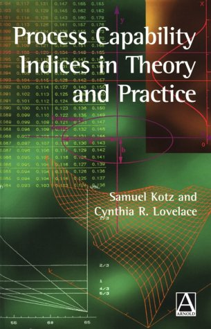 9780340691779: Process Capability Indices in Theory and Practice