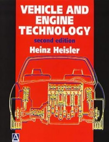 9780340691861: Vehicle and Engine Technology