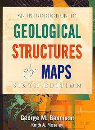 9780340692400: Introduction to Geological Structures and Maps, 6Ed