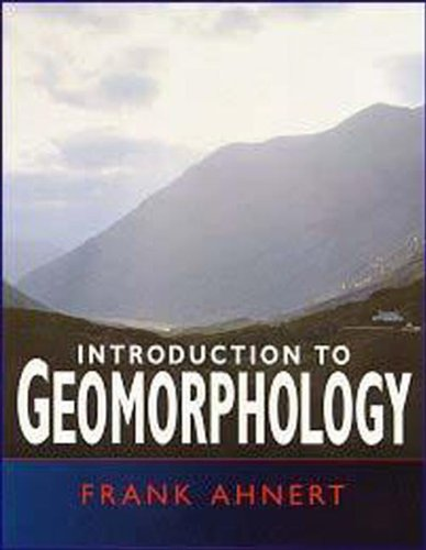9780340692592: Introduction to Geomorphology