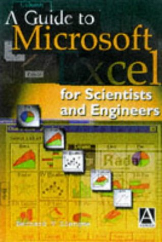 9780340692653: A Guide to Microsoft Excel for Scientists and Engineers