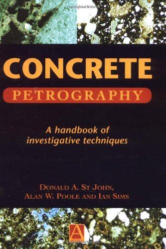 9780340692660: Concrete Petrography