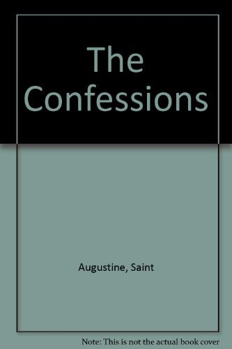 9780340694596: The Confessions