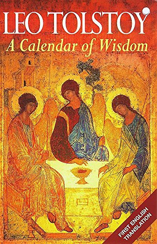 9780340694718: A Calendar of Wisdom: Wise Thoughts for Every Day