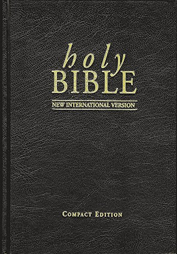 NIV Compact Bible (0340694785) by International Bible Society