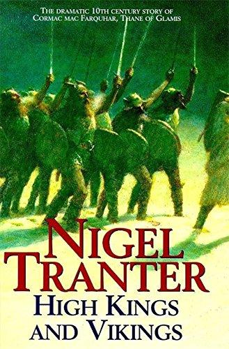 High Kings and Vikings (signed): TRANTER, NIGEL