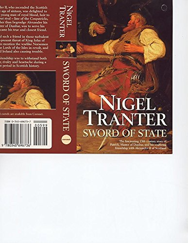 Sword of State (0340696737) by Tranter, Nigel