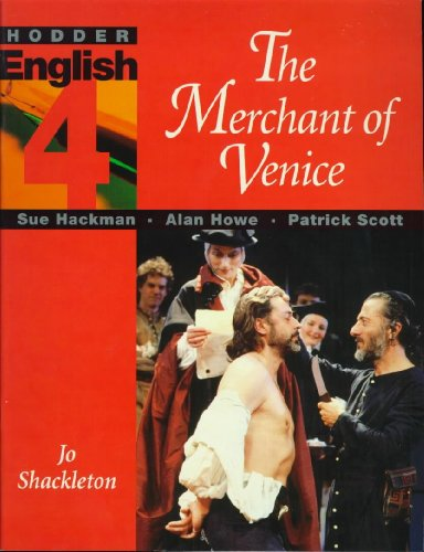 9780340697627: Hodder English: Merchant of Venice Level 4 (Hodder English 4)