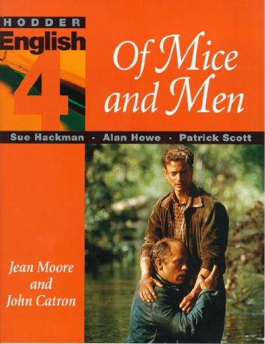 9780340697641: Hodder English: Of Mice and Men Level 4 (Hodder English 4)