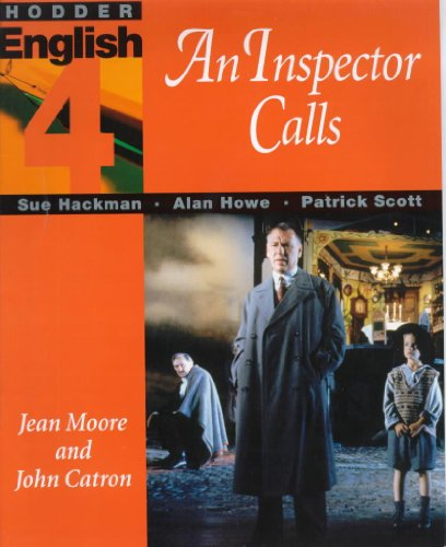 9780340697672: Hodder English: An Inspector Calls Level 4 (Hodder English 4)