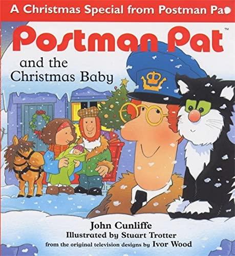 9780340698129: Postman Pat and the Christmas Baby