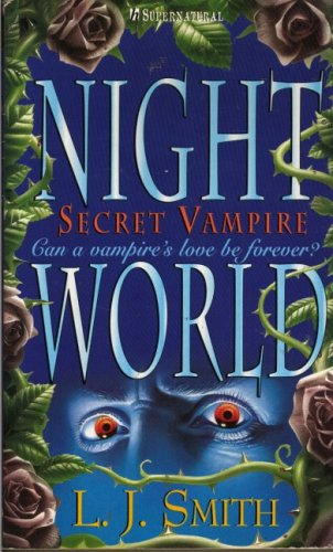 9780340699942: Secret vampire (Night world)