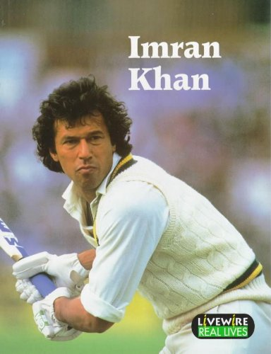 Livewire Real Lives: Imran Khan: Leigh, Peter