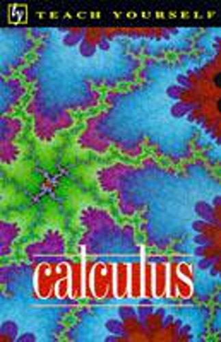 9780340701607: Calculus