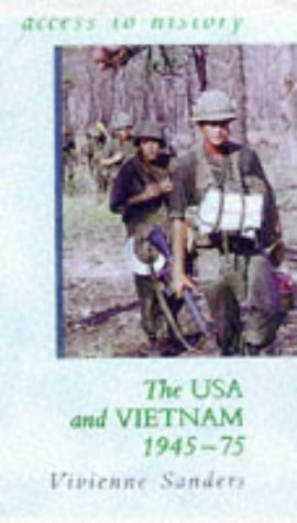 9780340701935: Access To History: The USA & Vietnam, 1945-75