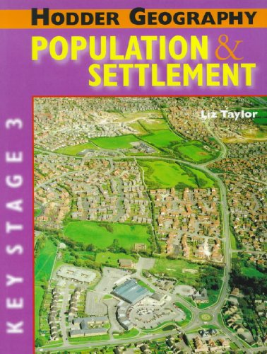 9780340701959: Population and Settlement (Hodder Geography)