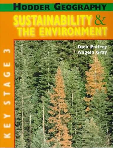 9780340701997: Sustainability and the Environment (Hodder Geography)