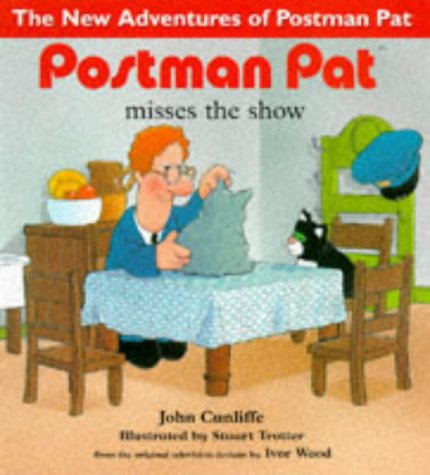 9780340703861: Postman Pat 4 - Misses the Show (New Adventures of Postman Pat)