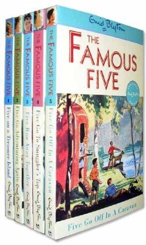 "Famous Five Centenary Slipcase : ""Five on: Blyton, Enid"