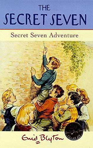 The Secret Seven Adventure: Enid Blyton