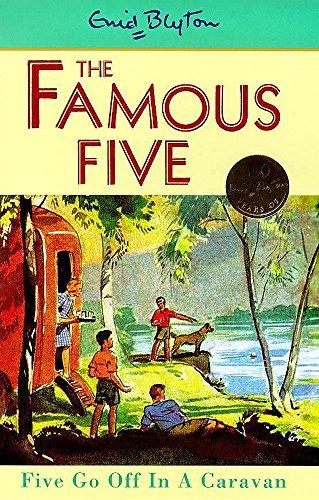 9780340704042: Five Go Off in a Caravan (Famous Five Centenary Editions)