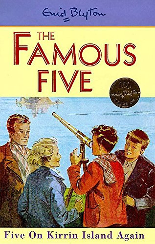 Famous Five On Kirrin Island Again Book Review