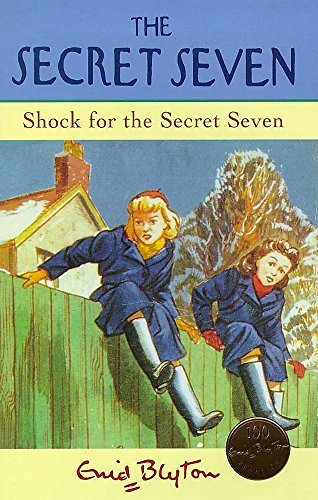 9780340704158: Shock for the Secret Seven (The Secret Seven Centenary Editions)