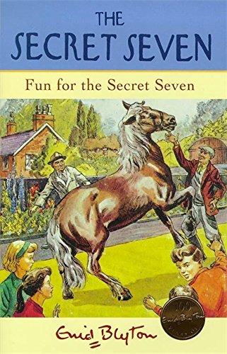 9780340704172: Fun for the Secret Seven (The Secret Seven Centenary Editions)