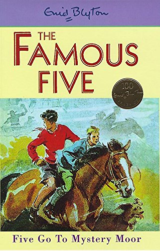9780340704233: Five Go To Mystery Moor: Book 13 (Famous Five)
