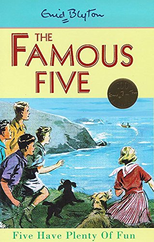 Five Have Plenty of Fun (A FIRST: Blyton, Enid