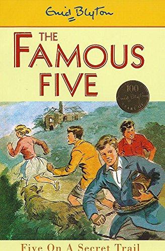 9780340704257: Five on a Secret Trail (Famous Five Centenary Editions)