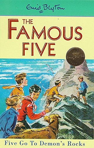 9780340704295: Five Go to Demon's Rocks (Famous Five Centenary Editions)