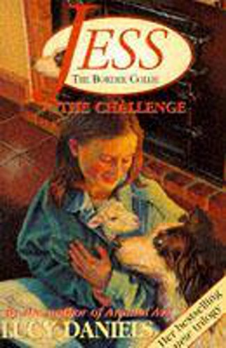 9780340704394: Jess The Border Collie: The Challenge: The Challenge No. 2