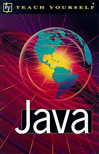 Teach Yourself Java (0340704659) by Chris Wright