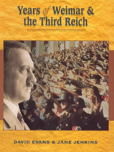 9780340704745: Years of Weimar and the Third Reich