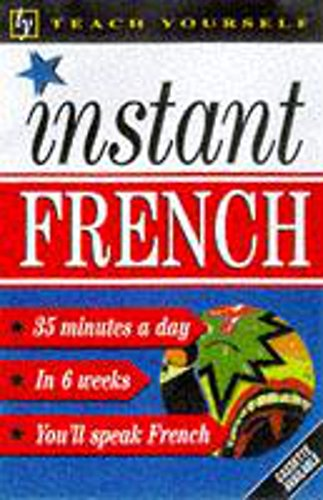 9780340704950: Instant French (Teach Yourself: Instant)