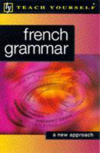 9780340705223: French Grammar (Teach Yourself)