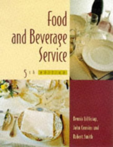 9780340705315: Food and Beverage Service