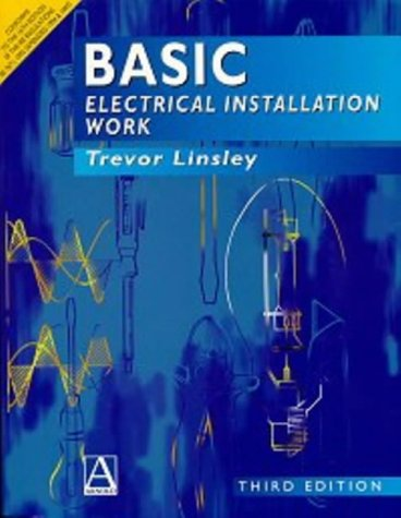 9780340705742: Basic Electrical Installation Work: NVQ Level II
