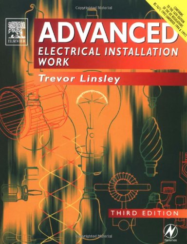 9780340705759: Advanced Electrical Installation Work, Third Edition
