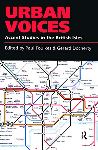 9780340706084: Urban Voices: Accent Studies in the British Isles