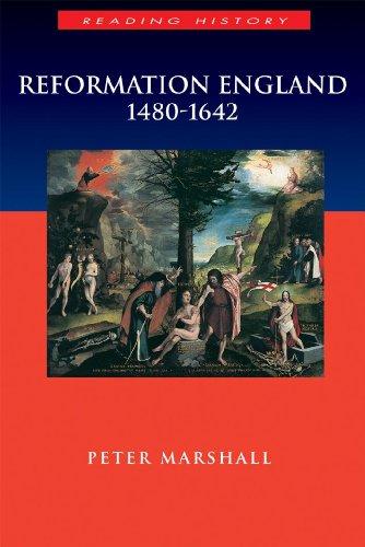 9780340706237: Reformation England 1480-1642 (Reading History)