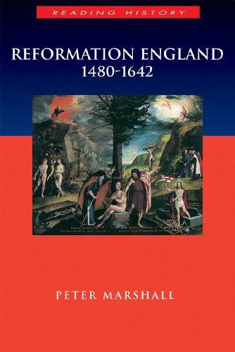 9780340706244: Reformation England 1480-1642 (Reading History)