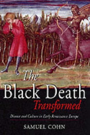 9780340706466: The Black Death Transformed: Disease and Culture in Early Renaissance Europe