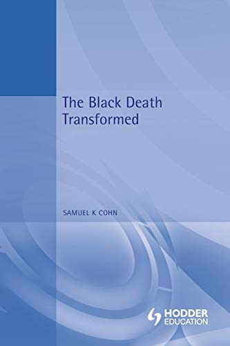 9780340706473: The Black Death Transformed: Disease and Culture in Early Renaissance Europe (Arnold Publication)