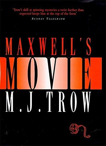 Maxwell's Ride: Trow, M.J.