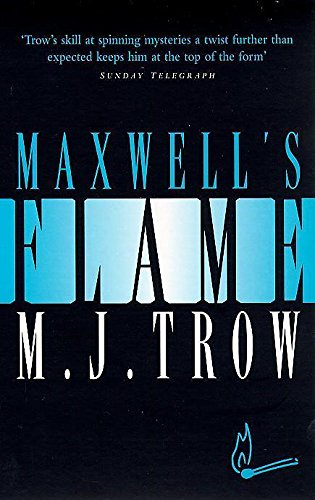 9780340708156: Maxwell's Flame