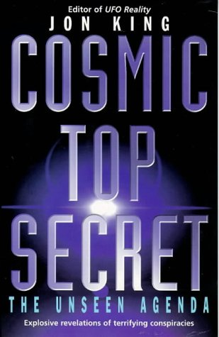 Cosmic Top Secret: Jon King